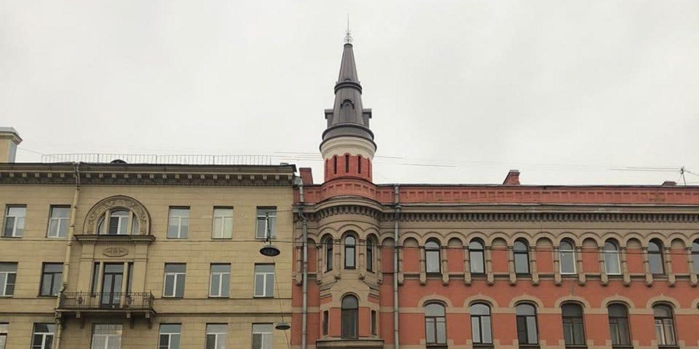 Башня дома Причта